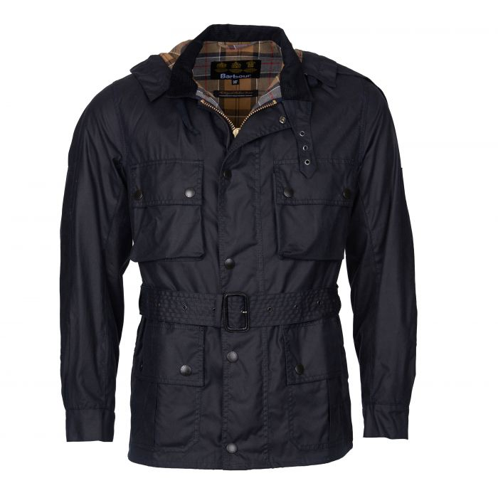 Barbour Ursula Waxed Cotton Jacket