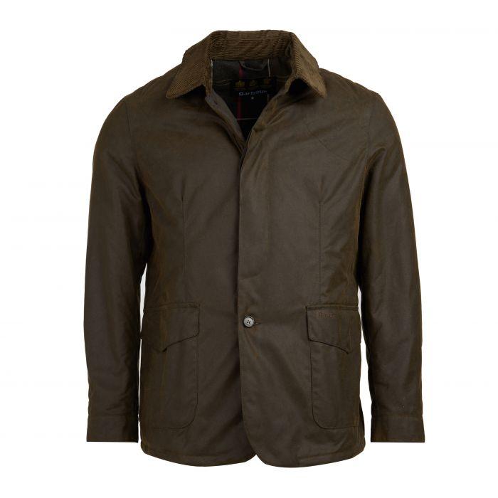 Barbour Augite Waxed Cotton Jacket