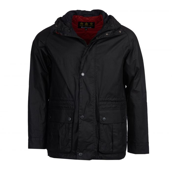 Barbour Ridge Waxed Cotton Jacket