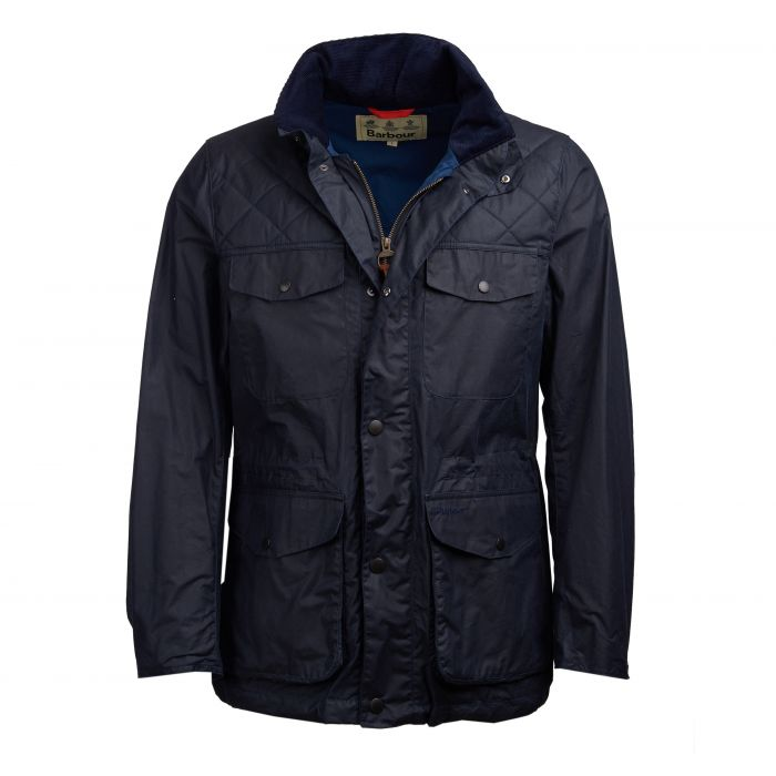 Barbour Clapham Waxed Cotton Jacket