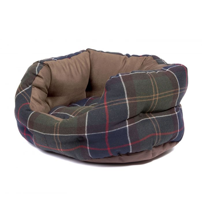Barbour Luxury Dog Bed 18 inch