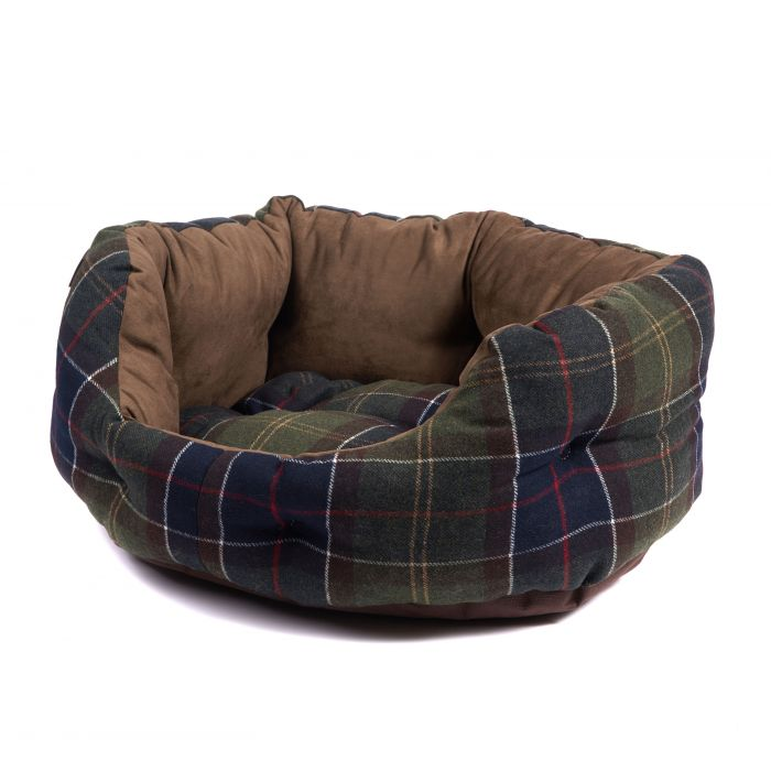Barbour Luxury Dog Bed 24inch