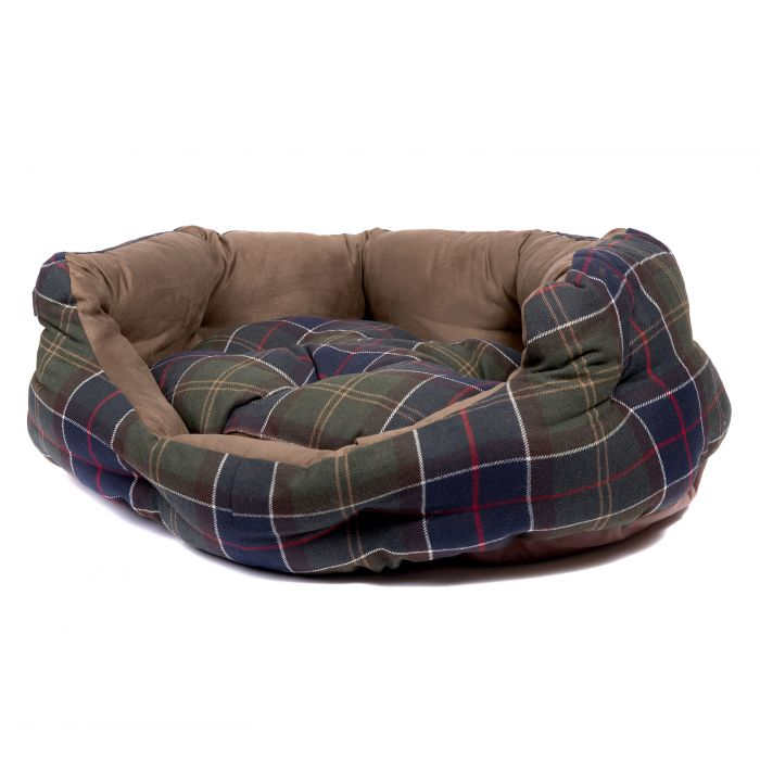 Barbour Luxury Dog Bed 35 inch