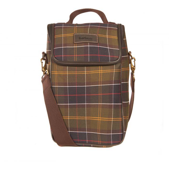 Barbour Tartan Cooler Bag