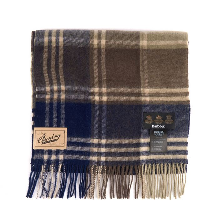 Barbour Kindar Check Scarf