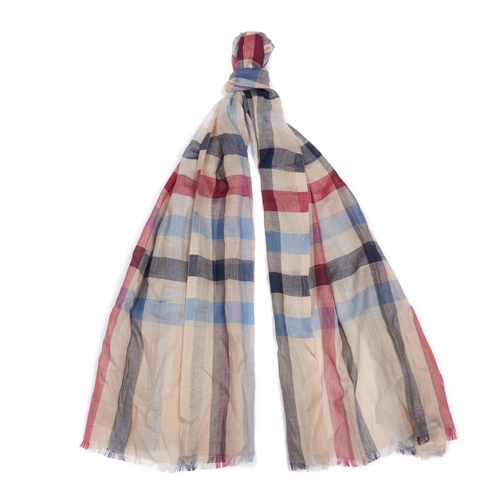 Barbour Duncan Check Scarf
