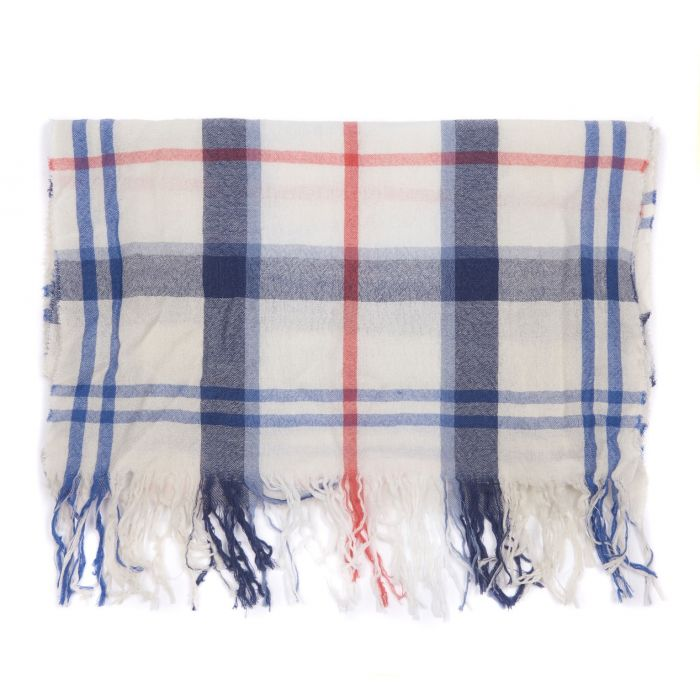 Barbour Shield Tartan Wrap