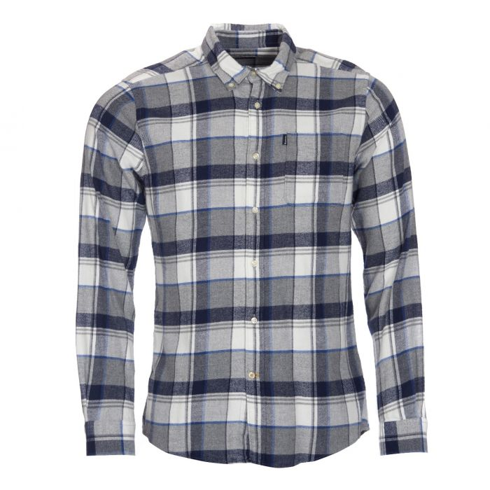 Barbour Endsleigh Tailored Fit Twill Check Shirt