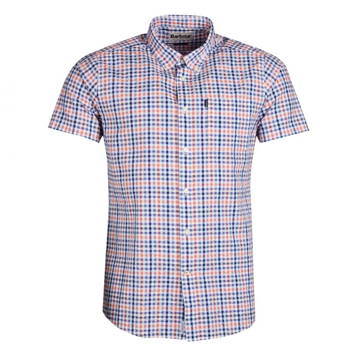 Barbour Seersucker 2 Tailored Fit Shirt
