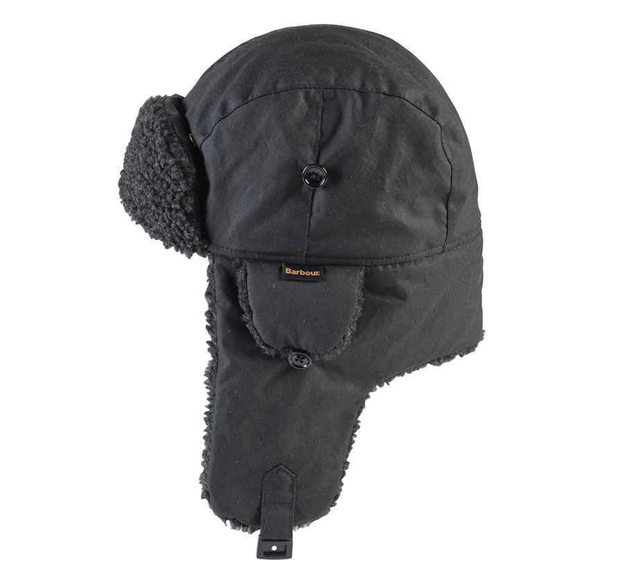 b1ed9bda191b Barbour Fleece Lined Trapper Hat. Skip to the beginning of the images  gallery