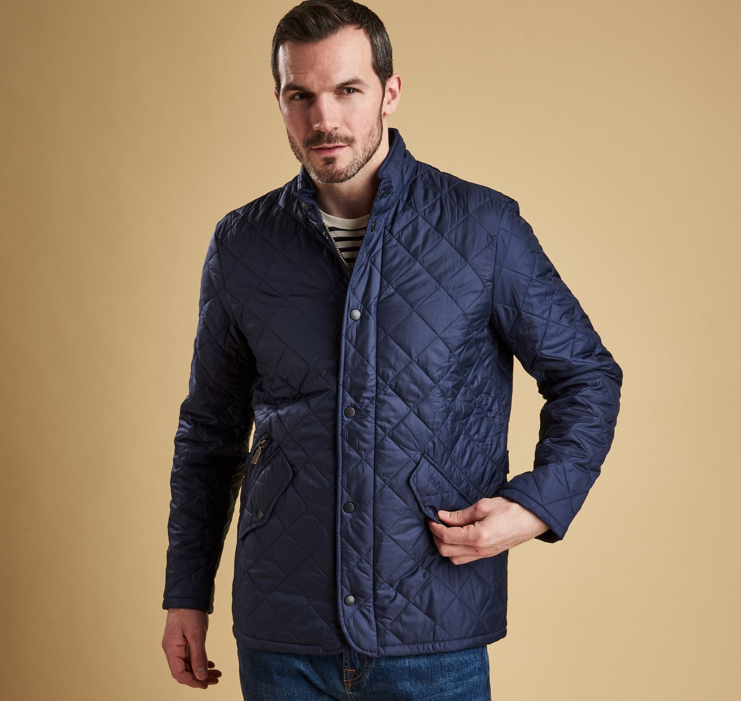c290213b53734 Barbour Flyweight Chelsea Quilted Jacket   Barbour