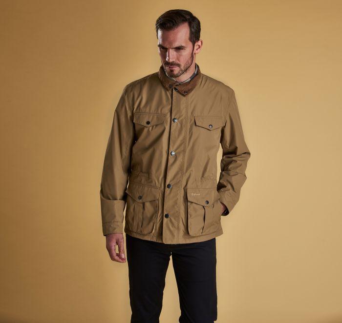 Barbour Sam Heughan Stewart Waterproof Breathable Jacket