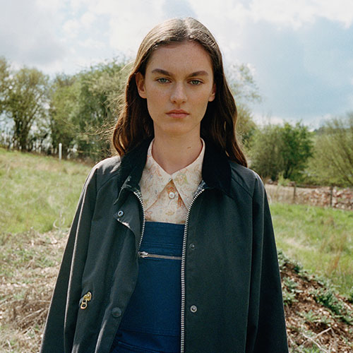 Discover Barbour by ALEXACHUNG