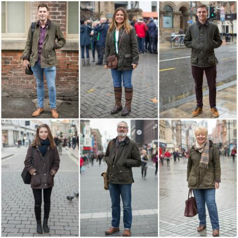 Barbour People Image