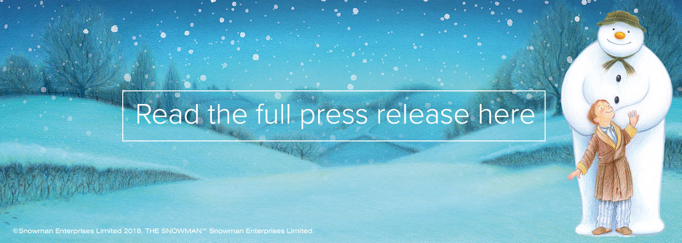 Barbour x The Snowman Press Release