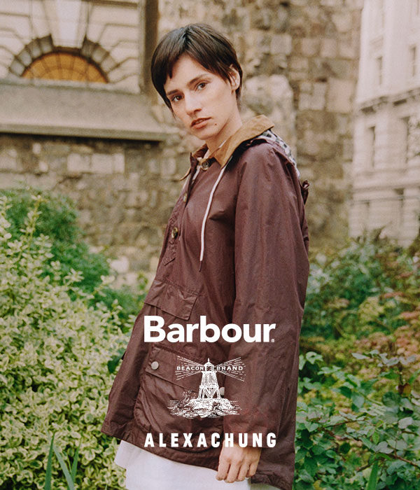 Background image for Barbour by ALEXACHUNG