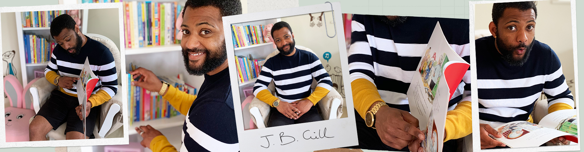 Telling a Good Story with JB Gill