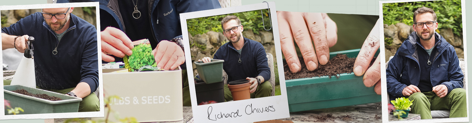 Homegrown Veg with Richard Chivers