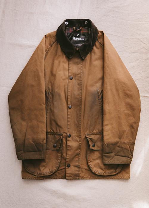barbour jacket rewax