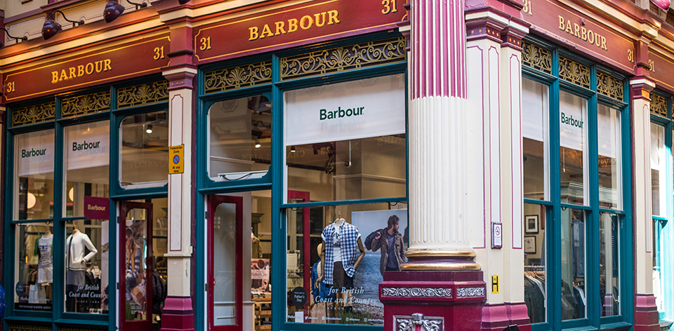 BarbourPeople Store Tour Leadenhall