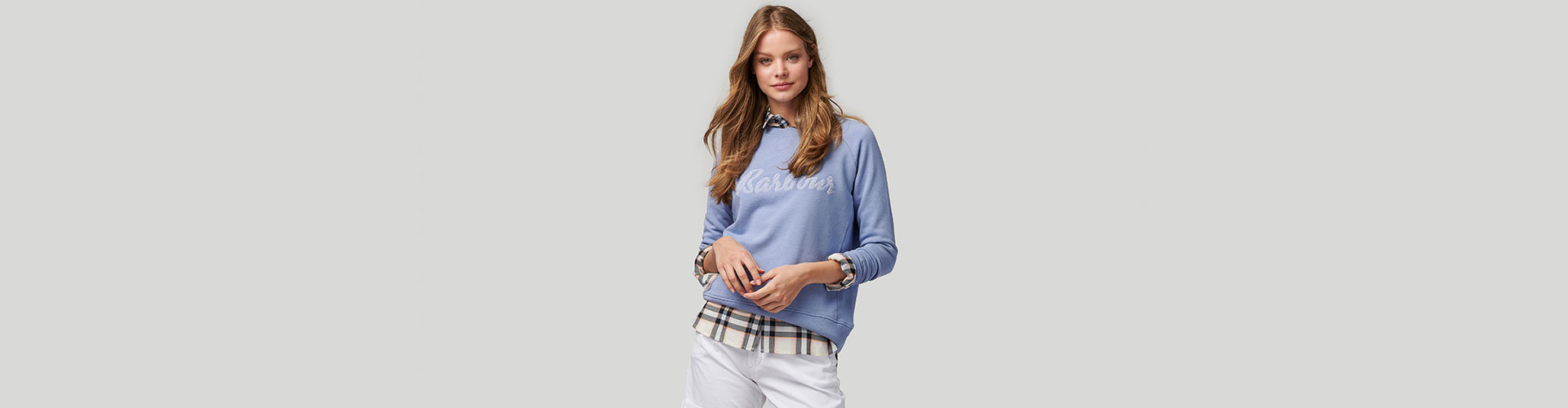 The Hawkins Stripe Top from the Barbour Must Haves Collection
